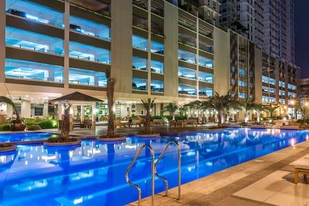 1 Bedroom Condo Resort Inspired Amenities in Pasay - Lägenhet
