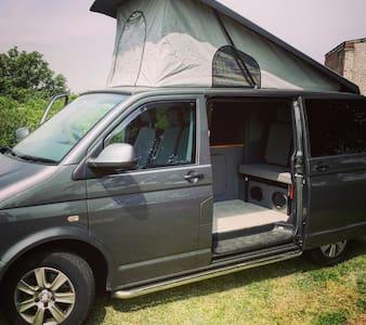 Modern VW Campervan - Hitchin - Autocaravana