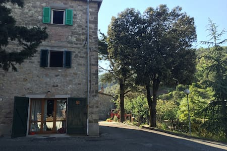 Uscio Pinnocca - Montecatini Val di Cecina - Lägenhet