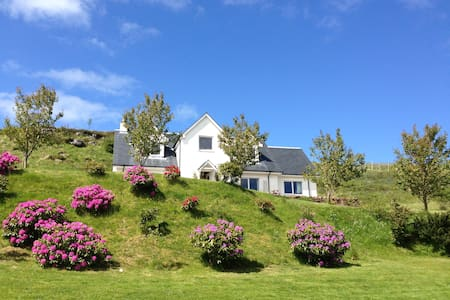 Island house in a lovely location - Isle of Mull - Casa