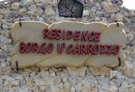Borgo U' Carrozzo (Casa 1) - Rodì - Casa