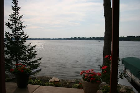 Three Level Lake Views - 2017 US Open - House