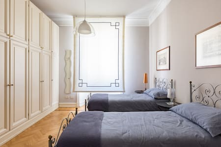 Room in Amazing Central Apartment in Rome. - Apartment