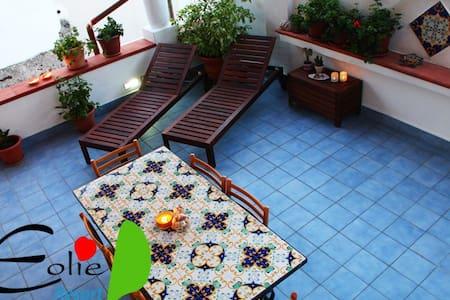 Isola di Lipari Elisa Canneto - Apartment