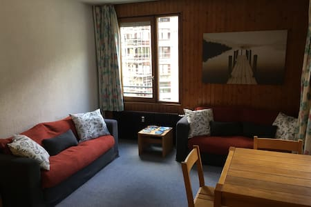 One bed apt Tignes Val Claret Up to 4 guests Wifi - Appartement