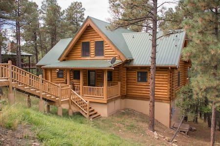 4 Bears Cabin, Ruidoso, NM - Cabin