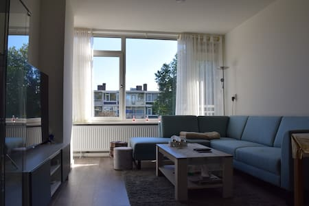 Cozy and convenient apt near AMS ZUID! - Lakás