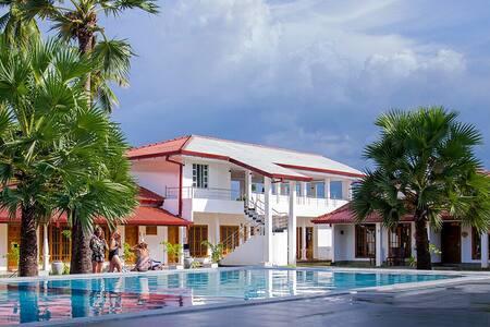 Palm Resort Nilaveli - Trincomalee - Chalet