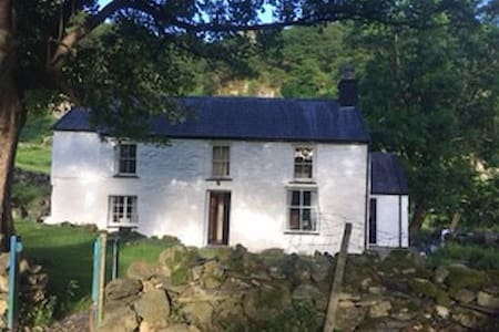 Cwm y Wrach Cottage, Nant Peris LL55 4UH - Nant Peris - House