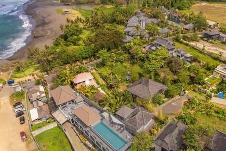 2BR villa with ocean & sunset views - Echo Beach - Mengwi - Villa
