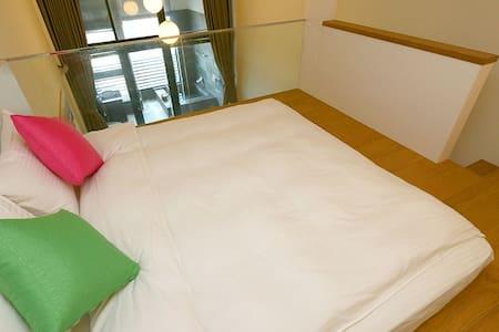 晶品溫泉湯屋(2-6人) - Jiaoxi Township - Bed & Breakfast