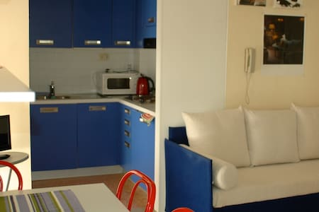 Apartment on the beach + Sunbeds - Lido - Apartment