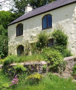Traditional welsh mill farmhouse - Mynachlog-ddu - Huis