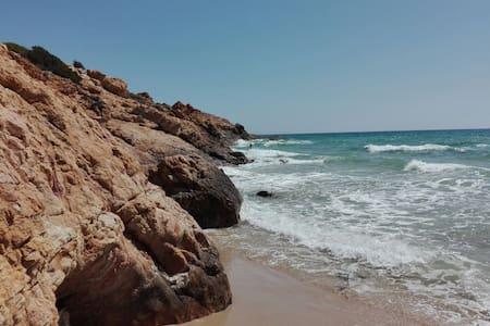 Seafront Santa Margherita di Pula Chia Sardinia - Wohnung