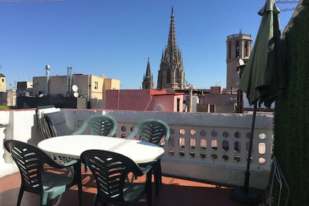 Apartment in El Barri Gotic - Barcellona - Appartamento