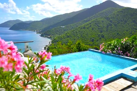 'Tortola Adventure' 3BR Villa