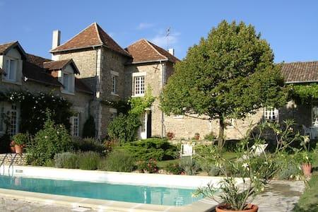 B&B dans maison de charme - Vouneuil-sur-Vienne - Inap sarapan