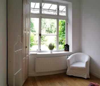 Helles Zimmer in Altbremer Haus nahe Osterdeich - Bremen - House