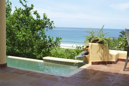 Oceanfront Villa in Litibu, Nayarit - Punta de Mita - House