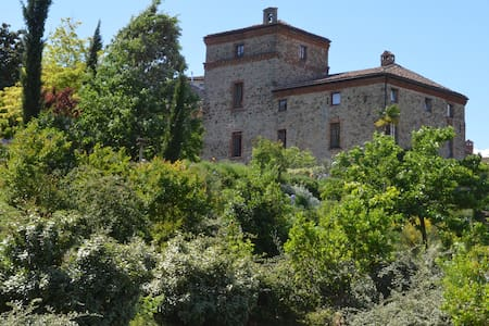 The castle you want to come back - Nibbiano - Castle