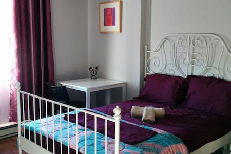 Lovely Room with Private Bathroom - Kitchener - Wohnung