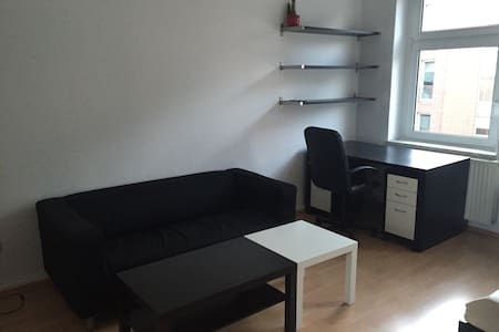 Zentral gelegene Einzimmerwohnung - Appartement