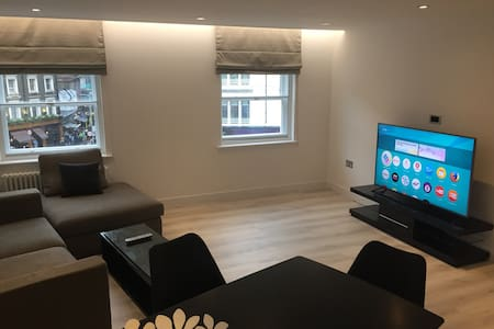 Modern stylish apartment, with view of Shard - Londres - Apartamento