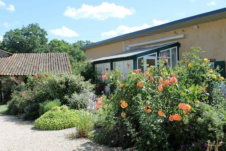 Nature, confort et silence à 15 ' du Futuroscope - Saint-Cyr