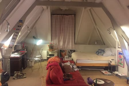 Traditional Amsterdam appartment