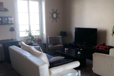 Appartement très agréable à St Malo - Apartemen