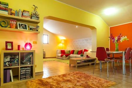 Accogliente e spazioso appartamento vicino Cassino - Cervaro - Appartamento