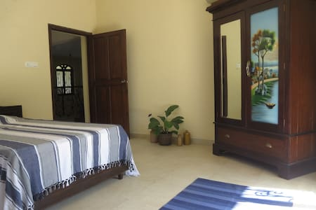 Bed and Breakfast in Corjuem Villa - Blue Room. - Szoba reggelivel