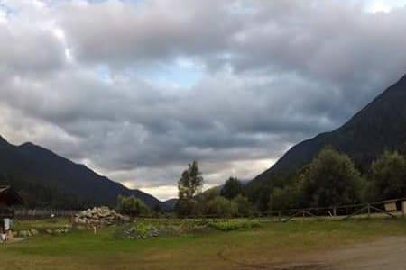 Nido Alpino: calda accoglienza trentina - Rumah