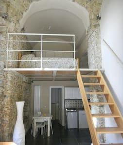 la casa di Nina, san Mauro Cilento - San Mauro Cilento - Wohnung
