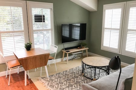 1 Bedroom downtown - Great for Business & Family - Palo Alto - Lakás