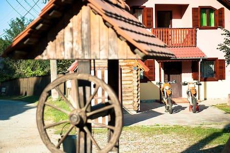 Hanul Sibiel in the Heart of Beautiful Romania - Sibiel - Dom