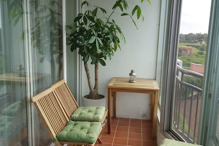 협재 비양도를 마주한 아늑한 독채 투룸 4인실 - Hallim-eub, Jeju-si - Apartment