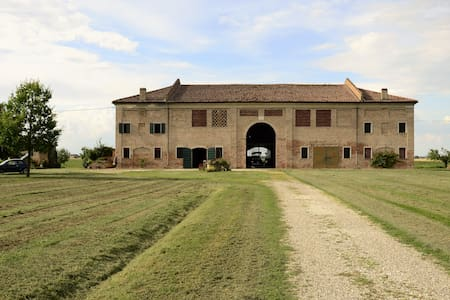 Country House - beauty, peace and essentiality - Provincia di Ferrara - Haus