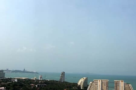 Sea view, Nice room , highest floor - Condominium