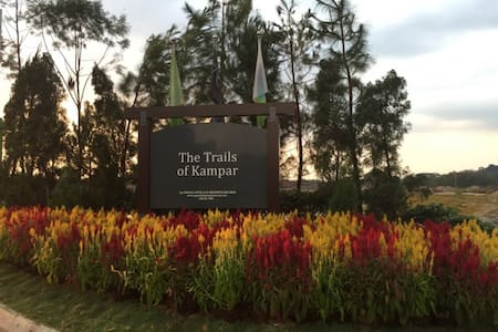 English Homestay @ The Trails of Kampar - Villa