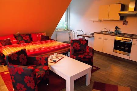 Haus am Grün - Studio 2 für bis zu 4 Personen - Apartment