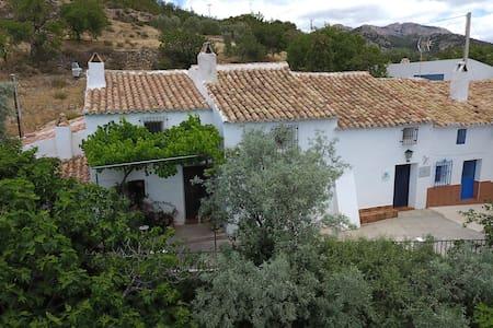 Castril Cortijo El Villar: wildlife and walking - Casa