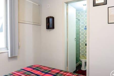 Quarto a poucos metros da Praia - Rio de Janeiro - Apartment