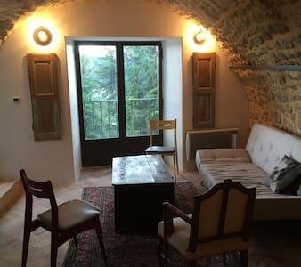 Beau studio au Coeur du Luberon. - Appartement