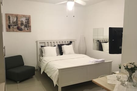 New brand apartment 9m from the sea - Kiryat Motzkin - Leilighet