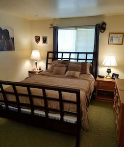Homey Cedarville Apt. w/ queen bed - Cedarville