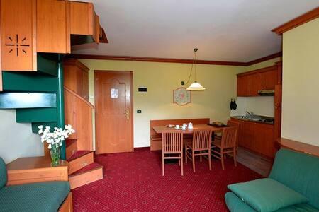 Mono 2/4_Ponte Di Legno_dolomiti - Apartment