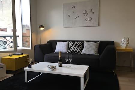 appartement hyper centre Reims - Reims - Apartment