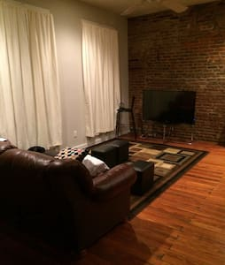 Downtown New Albany Apartment - New Albany - Lägenhet
