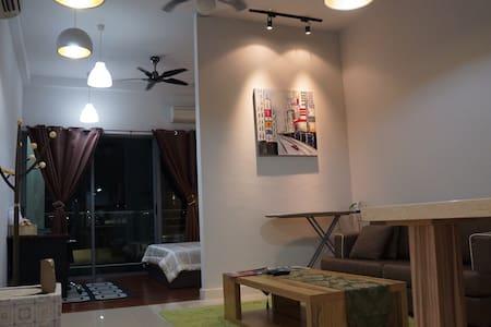 Meet East through a Private Loft - Kota Kinabalu - Wohnung
